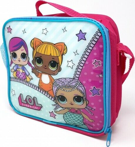 Beauty Accessory Lunch Bag Stationery LOL Surprise School Bag Backpack L.O.L