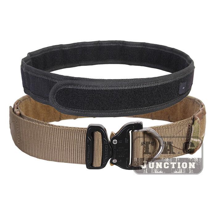 Emerson  Tactical Cobra 1.75  & 2  Inner Outer Rigger Combat Patrol Duty Belt CB  discount sales