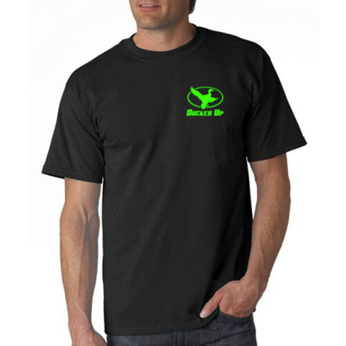 Ducked Up t shirt Apparel,duck hunting,blind,call,decoy,hunter,dynasty