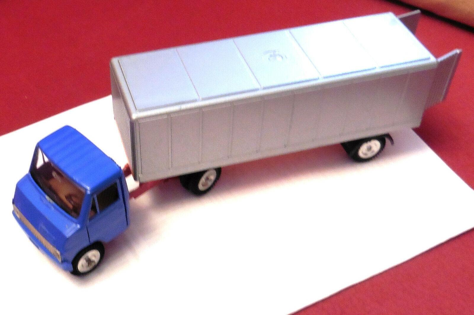 Mini-Auto Lintorf Ziss Wittek    413 Hanomag-Henschel Sattelzug, 1 50, (a)mint
