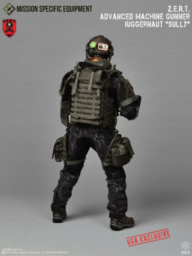 "MSE X Z.E.R.T /""SULLY/"" US Version Advanced Machine Gunner Juggernaut"