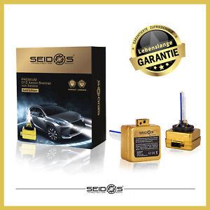 DUO-SET-SEIDOS-D1S-8000K-GOLD-EDITION-Xenon-Brenner-Scheinwerfer-Lampe-Bulb-NEU1