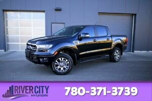 2020 Ford Ranger 4WD SUPERCREW LARIAT Navigation (GPS),  Leather,  Heated Seats,  Back-up Cam,  Bluetooth,