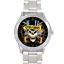 Guns-n-Roses-Watch-Guns-Watch-Citizen-Stainless-Steel-Men-039-s-Round-Watch thumbnail 1