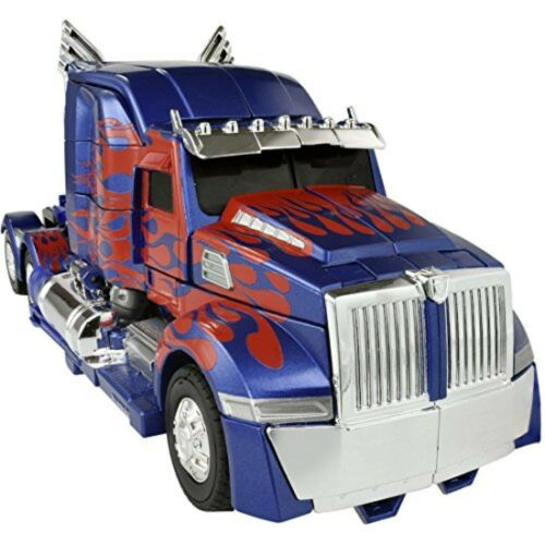 Takara Tomy Transformers Statuetta TLK-15 Calibur Optimus Prime Robot da