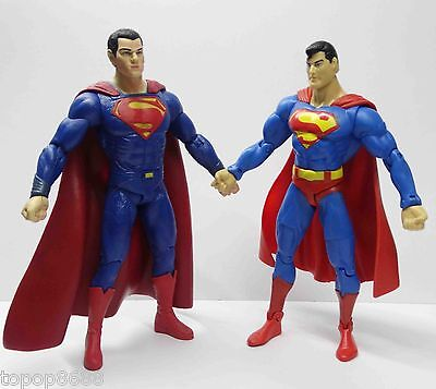 "DC Direct Superman Collectibles Action Figure 6/"""