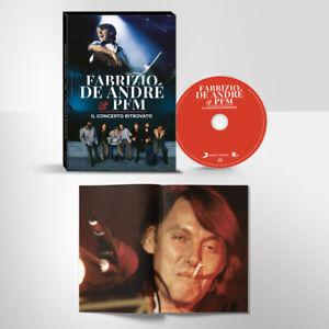 cd Fabrizio De Andre & Pfm Il Concerto Ritrovato