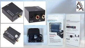 Konverter-Digital-Toslink-SPDIF-Koaxial-auf-zu-Analog-Audio-Wandler-Converter