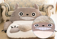 290*160cm Huge Comfortable Cute Cartoon Totoro Bed Sleeping Bag Pad Sheet Pad