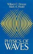 Physics of Waves (Dover Books on Physics), Physics, Heald, Mark A., Elmore, Will