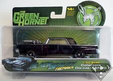 BLACK BEAUTY -FIREPOWER- The Green Hornet Movie Die Cast Vehicle 1:50 Scale 2011
