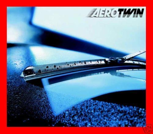 TERGICRISTALLO BOSCH AEROTWIN ar533s AUDI a3 Seat Ibiza Cordoba Skoda Oktavia