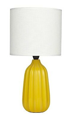 """""""BETSY"""" NEW TABLE LAMP 39CM BEDSIDE FABRIC SHADE HOME DECOR BEDROOM RETRO OFFICE"""