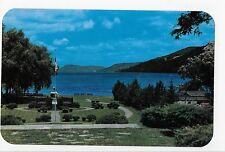 Vintage Postcard Cooperstown New York NY Otsego Lake