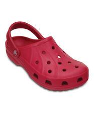 Men Women Crocs Clogs Feat Raspberry Roomy Fit 11713-652 M 9 W 11