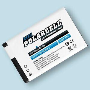 PolarCell Battery for AEG Voxtel M300 1300mAh Li-Ion High-Performance Battery