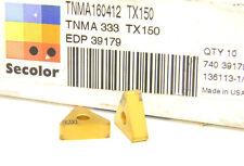SECO 10 x TNMA 22 04 08 TX150 TNMA 432 TX150