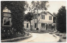 RP Postcard Ecclesia Cottage @ The Rosicrucian Fellowship in Oceanside CA~104827