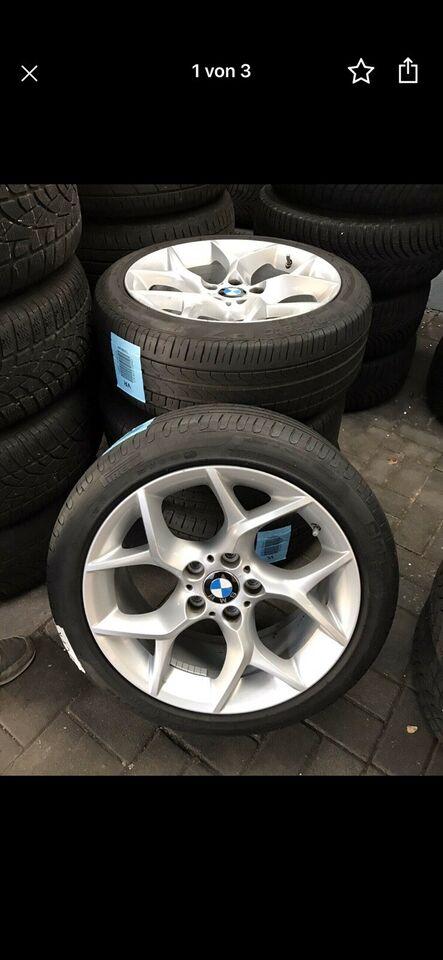"""Alufælge, 18"""", BMW"""