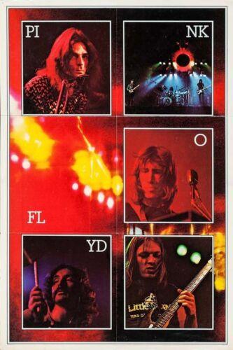 "Vintage Pink Floyd Dark Side of the Moon Poster Replica 13 x 19/"" Photo Print"