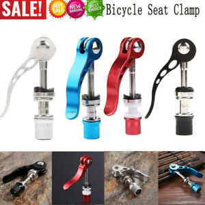 Cycling-MTB-Mountain-Bike-Bicycle-Release-Seat-Post-Clamp-Seatpost-Skewer-Bolt