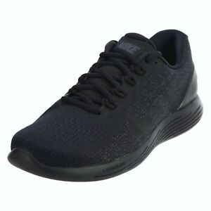 4bfb71d2e21 Image is loading Nike-Men-039-s-Lunarglide-9-Black-Anthracite-