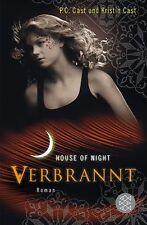 Verbrannt  House of Night Band 7 P.C. u. Kristin Cast Taschenbuch ++Ungelesen ++