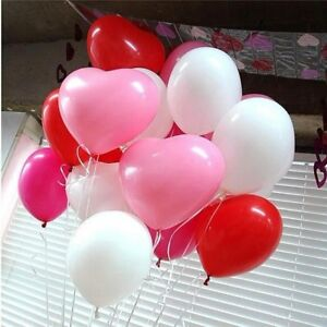 Special shape latex balloons