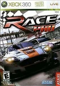 Race-Pro-Xbox-360-Game-Complete-1-Kids-Car-Racing-Super-Rare