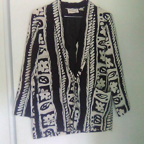 Entourage women's light blazer jacket shirt jacke… - image 1