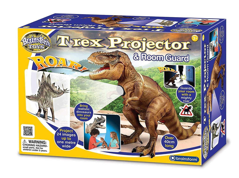Brainstorm Toys - T-Rex Projector & Room Guard