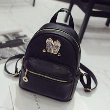 9ac4479327f1 Bunny Ears Backpack Wonderland Rabbit Pastel Cute Kawaii Harajuku Small Bag  NEW