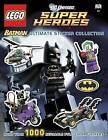 DC Universe Super Heroes Lego Batman Ultimate Sticker Collection by DK Publishing (Dorling Kindersley) (Paperback / softback, 2012)