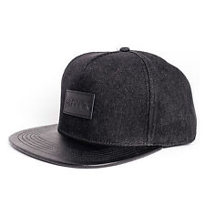 Phoenix Denim Beast Vol II Snapback Cap Black Fashion Hat Kappe Mütze New Jeans