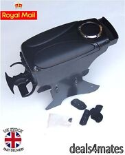 Black Armrest Arm Rest Console for FORD FIESTA FOCUS MONDEO ESCORT KA NEW BOXED
