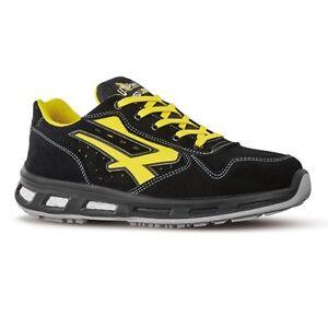Mens ginnastica Axel scarpe Womens da Black Direct Sicurezza Cap Snickers scarpe Upower qft0X0
