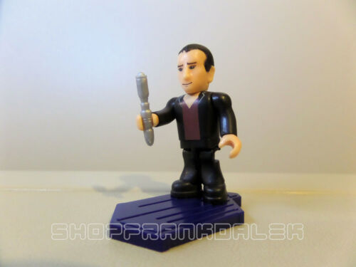 Doctor Who Character Building micro-Figura 9th NONO Dottore