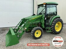 2021 John Deere 4044r Tractor With Loader Cab 4x4 Hydro Heat Ac 22 Hours