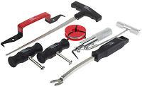Kfz Scheiben Ausbau Werkzeug Set 7-tlg. Windschutzscheibe austauschen Auto Glas