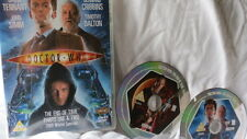 Doctor Who The  End Of Time,  Region 2&4 -  parts 1 & 2  David Tennant is Dr Who