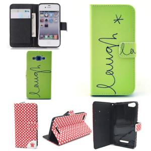 Funda-para-movil-carcasa-Smartphone-Flip-Estuche-Caja-PROTECTORA-WALLET