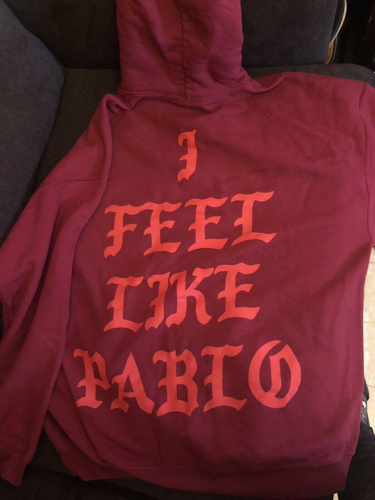 Kanye West I Feel Like Pablo Hoodie