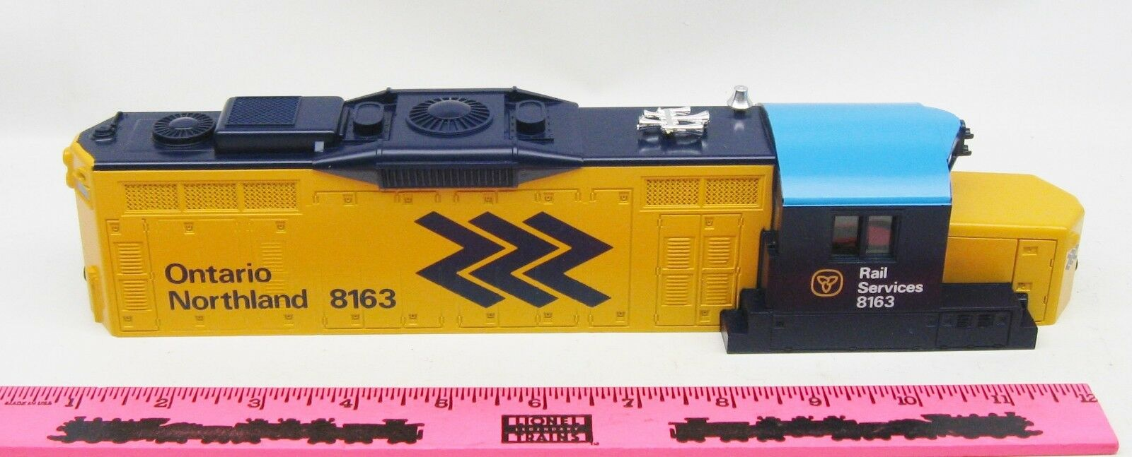 Lionel Shell  8163 Ontario Northland Diesel shell