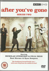 Nicholas-Lyndhurst-After-You-ve-Gone-Series-2-New-UNSEALED-Region-2-4-Either