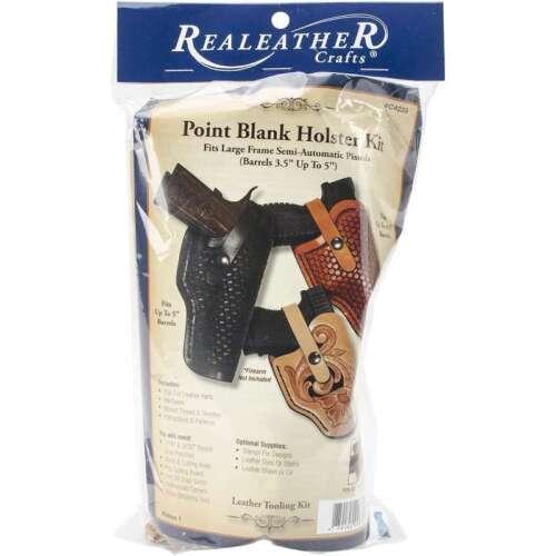 Leathercraft Kit Point Blank Holster 870192008791