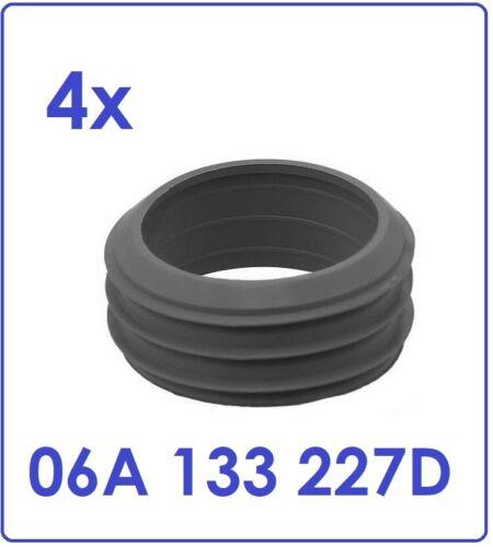 1y7 1.6 2.0 GUARNIZIONE ansaugbrücke parti tubo sopra 4 St. 9c1, 1c1 VW NEW BEETLE