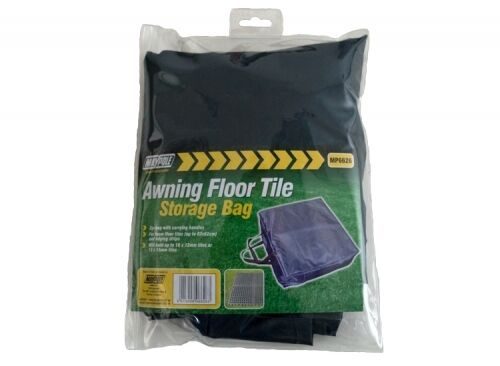 Awning, Tent, Gym & Marquee Foam Eva Mat Carpet Floor Tile Carry Storage Bag NEW