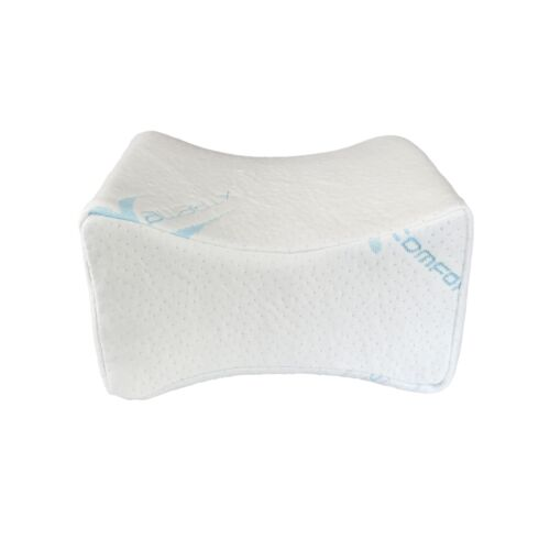 New Knee Pillow New Superior Quality Memory Foam Knee Pillow Back Pain Relief