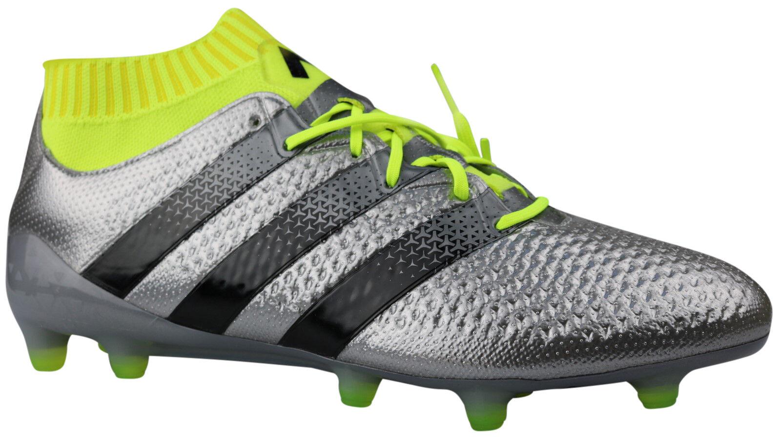 Adidas ACE 16.1 FG Fußballschuhe Nocken silber S76469 Gr. 39 - 48 5 NEU & OVP