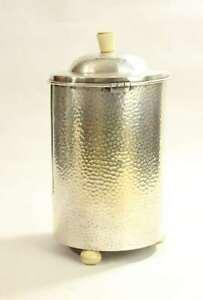 #6343 - WMF Thermomantel für 1,4 Ltr Kaffeekanne - Art Deco - Hammerschlag